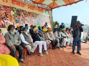 बरनाला की रैली में बोले BKU नेता जोगिंदर सिंह, 26 जनवरी को दिल्ली में हुई हिंसा पूर्वनियोजित थी