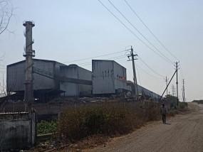 भूमिजा स्टीलकी प्लांट भट्टी में ब्लास्ट- एक श्रमिक की मौत, छह घायल