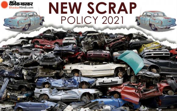 Budget 2021: वित्त मंत्री ने पेश की नई स्क्रैप पॉलिसी, जानिए कितने साल चला सकेंगे पुरानी कार