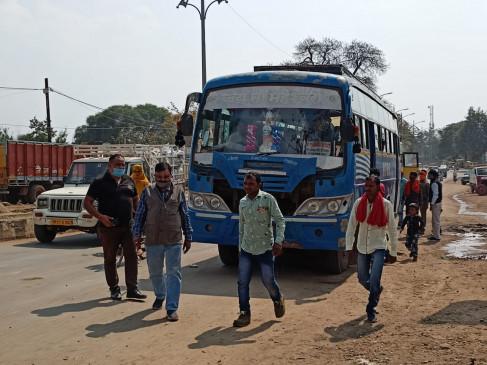 मौतों के बाद आया होश...बसों में ताक पर मिली सुरक्षा -आरटीओ ने की 56 बसों की जाँच, 16 पर कार्रवाई