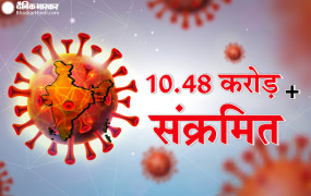 Covid-19: दुनियाभर में कोरोना का कहर कायम, संक्रमितों की संख्या 10.48 करोड़ के पार