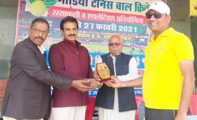 Cricket: अरविंद की आतिशी फिफ्टी से जीता NST, विवेक ने पीपुल्स को दिलाई जीत