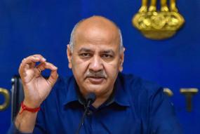उपमुख्यमंत्री मनीष सिसोदिया का आरोप- पिछले दरवाजे से दिल्ली में शासन करना चाहती है भाजपा