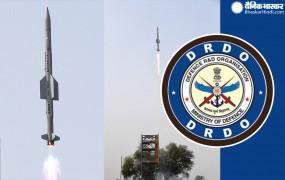 DRDO ने किया सरफेस-टू-एयर मिसाइल का सफल परिक्षण, कई गुना बढ़ेगी Indian Navy की ताकत