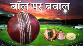 England Tour Of India: क्रिकेट में बॉल पर बवाल, जानिए, इससे जुड़ी कुछ बातें