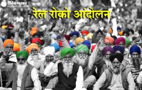 Farmers Protest: किसानों का ऐलान, 18 फरवरी को देशभर में 12 से 4 बजे तक रेल रोको आंदोलन