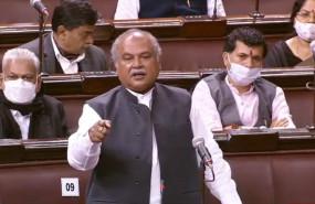 राज्यसभा में कृषि कानूनों पर तकरार, मंत्री बोले- एक राज्य के किसान गलतफहमी के शिकार, दीपेंद्र हुड्डा ने कहा झूठ मत बोलों