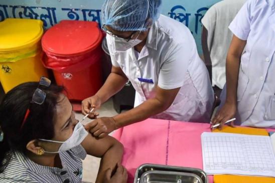 भारत को एक करोड़ कोविड वैक्सीनेशन में 34 दिनों का समय लगा, अमेरिका के बाद दूसरे नंबर पर