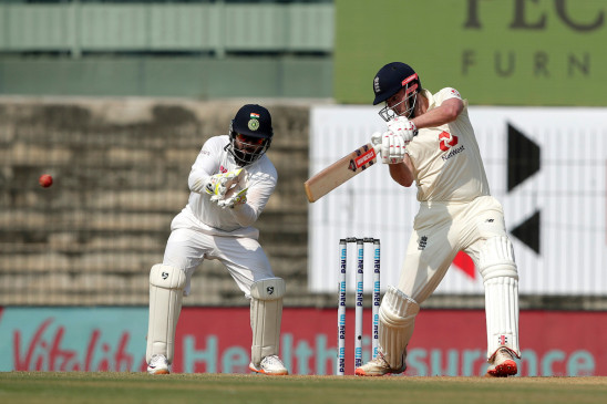 Ind vs Ing Live score 1st Test Day 2: England score 303/3, Stokes-Root at the crease