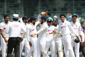 India Vs England 3rd Test: पहली पारी में इंग्लैंड की टीम 112 रन पर ऑल आउट, रोहित का अर्धशतक, भारत 83/2