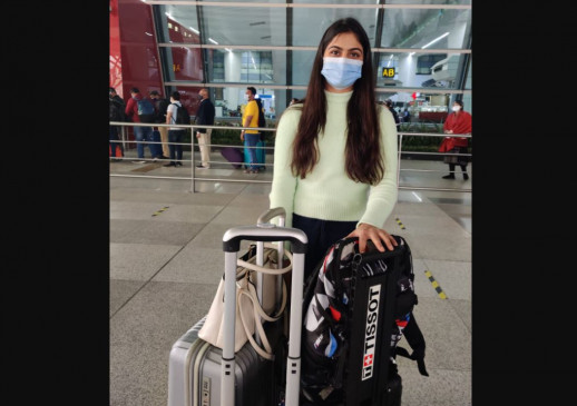 भारतीय शूटर मनु भाकर का दिल्ली एयरपोर्ट पर अपमान, निशानेबाजी बंदूक से जुड़े कागजात होने के बावजूद अधिकारियों ने फ्लाइट में चढ़ने से रोका