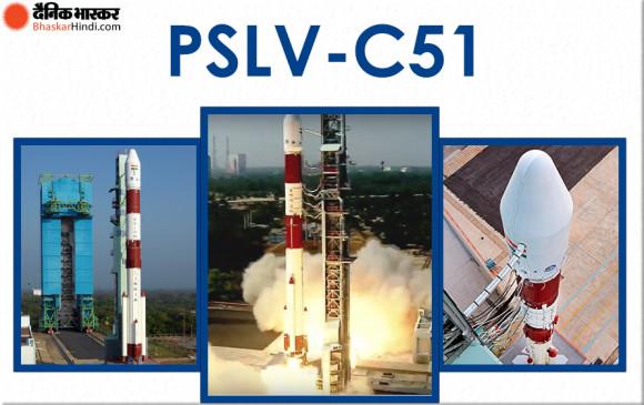 2021 का पहला मिशन: ISRO ने सफलतापूर्वक लॉन्च किया अमेजोनिया-1 सैटेलाइट, यहां देखें वीडियो