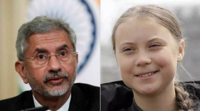 Jaishankar on Greta Thunberg's tweet on farmers' protest |  Farmers protest: Foreign Minister says on Greta Thonberg share toolkit – many things revealed in the document
