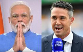 भारत ने अफ्रीका को दी कोरोना वैक्सीन, पीटरसन ने आभार जताया, पीएम मोदी बोले- आपका स्नेह देखकर खुशी हुई