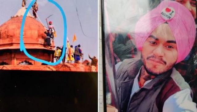 किसान आंदोलन: 26 जनवरी को लाल किले की प्राचीर पर चढ़ने वाला जसप्रीत गिरफ्तार