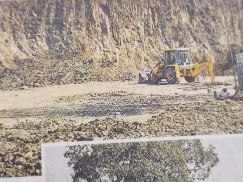 खनिज संपदा को बर्बाद करने में लगे हैं भू-माफिया -जबलपुर की भौगोलिक स्थिति भी हो रही खराब