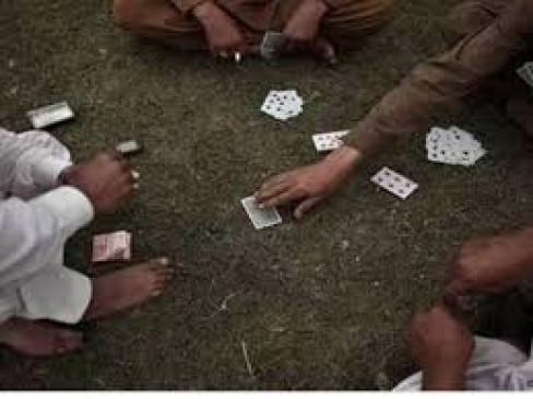 शादी समारोह छोड़ जुआ खेलने बैठे, पुलिस ने 26 को किया गिरफ्तार