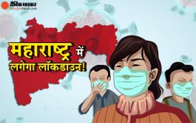 Coronavirus effect: महाराष्ट्र में लगेगा लॉकडाउन ! मुख्यमंत्री उद्धव राज्य के नाम आज देंगे संबोधन