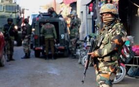 कश्मीर पहुंचे विदेशी राजनयिकों के होटल के करीब आतंकियों ने फायरिंग की, सुरक्षाबलों ने इलाके को घेरा