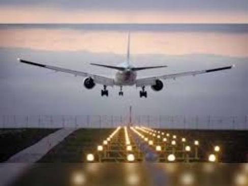 नागपुर आधा दर्जन विमान देर से पहुंचे परेशान हुए यात्री