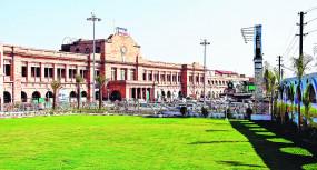 नागपुर स्टेशन पुरस्कृत, सर्वश्रेष्ठ उद्यान रख-रखाव में मारी बाजी