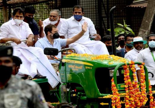 वायनाड में राहुल गांधी बोले- मोदी ने संसद में मनरेगा का मजाक उड़ाया था, कांग्रेस सबकी बातें सुनने में विश्वास करती है
