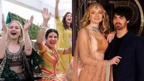 प्रियंका चोपड़ा ने जेठानी को कुछ यूं किया बर्थडे विश, सोफी टर्नर की सुनहरें बालों वाली तस्वीर की शेयर