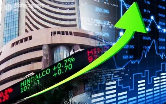 Opening bell: शेयर बाजार ने रचा इतिहास, सेंसेक्स पहली बार 52400 के पार खुला