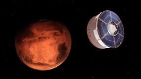 मंगल ग्रह पर उतरेगा NASA का रोवर, वायुमंडल में एंट्री के बाद 7 मिनट का समय लगेगा, देखें लाइव