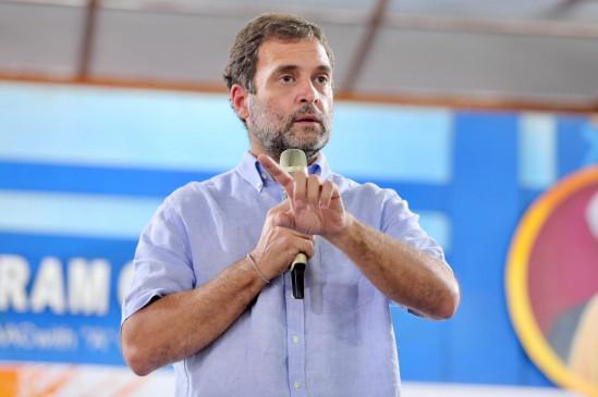 मोदी सोचते हैं तमिलनाडु एक टेलीविजन है, वे एक कमरे में बैठकर रिमोट कंट्रोल से नियंत्रित कर सकते हैंः राहुल गांधी