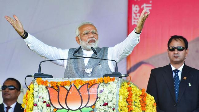 चुनावी राज्य असम और बंगाल के दौरे पर आज पीएम मोदी, देंगे कई सौगात