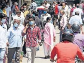 नागपुर के बाजारों में भीड़ पुलिस-मनपा ने बंद कराईं दुकानें