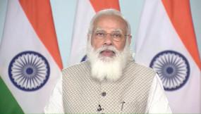 NTLF के कार्यक्रम में बोले प्रधानमंत्री मोदी- चुनौती कैसी भी हो, हमें खुद को कमजोर नहीं समझना चाहिए