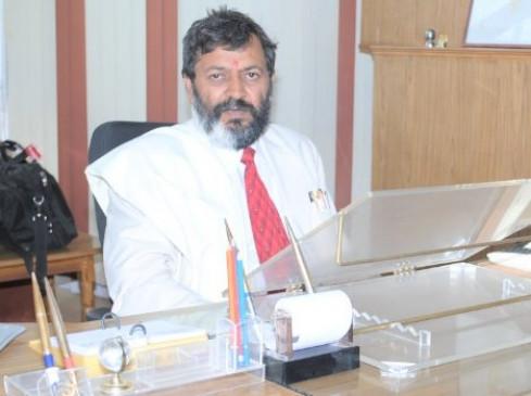 प्रो. एडीएन बाजपेयी बने अटल बिहारी वाजपेयी विवि बिलासपुर के कुलपति