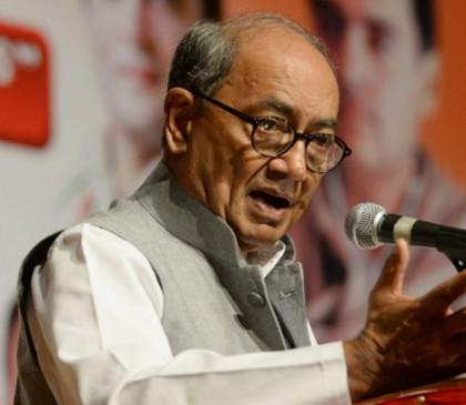 दिग्विजय सिंह ने राज्यसभा में कहा- नेताओं और पत्रकारों पर धर्म, जाति, भाषा के आधार पर हो रही FIR