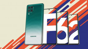 Samsung Galaxy F62 स्मार्टफोन भारत में लॉन्च, इसमें है 7000mAh की पावरफुल बैटरी
