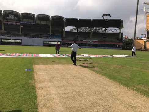 दूसरा टेस्ट : बीसीसीआई ने दूसरे चेन्नई टेस्ट से दो दिन पहले हटाया क्यूरेटर, भारतीय टीम प्रबंधन पिच निर्माण में शामिल