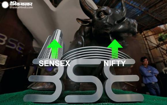 Share Market: आम बजट के बाद लगातार तीसरे दिन शेयर बाजार में तेजी, सेंसेक्स 50 हजार के ऊपर बंद