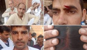 मुजफ्परनगर में किसानों और बीजेपी कार्यकर्ताओं के बीच मारपीट, कई घायल