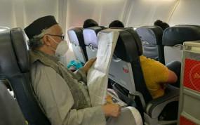 शिवसेनाकी मांग - राज्यपाल कोश्यारी को वापस बुलाए मोदी सरकार, विमान इस्तेमाल की अनुमति न देने को बताया सही