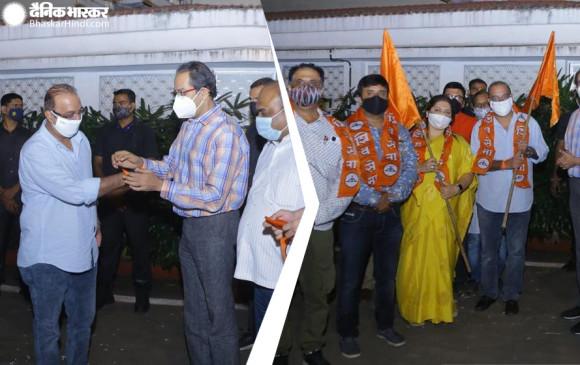 भाजपा को झटका: प्रदेश उपाध्यक्ष ने चार साल बाद थामा शिवसेना का दामन, एक महिला ने लगाया था रेप का आरोप, कांग्रेस से रह चुके हैं विधायक