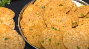 Snacks: 10 मिनट में गेहूं के आटे से बनाएं क्रिस्पी और हेल्दी पापड़ी