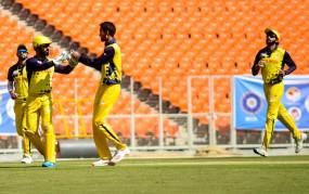 सैयद मुश्ताक अली ट्रॉफी : बड़ौदा को 7 विकेट से हराकर तमिलनाडु दूसरी बार बना चैम्पियन, कार्तिक-शाहरुख ने किया कमाल