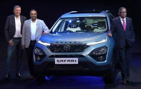 Tata Safari 14.69 लाख की कीमत में हुई लॉन्च, जानें इस एसयूवी की खासियत