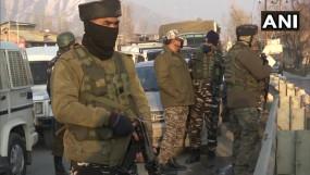जम्मू-कश्मीरः श्रीनगर के छानपोरा इलाके में आतंकी हमला, सीआरपीएफ का एक जवान घायल