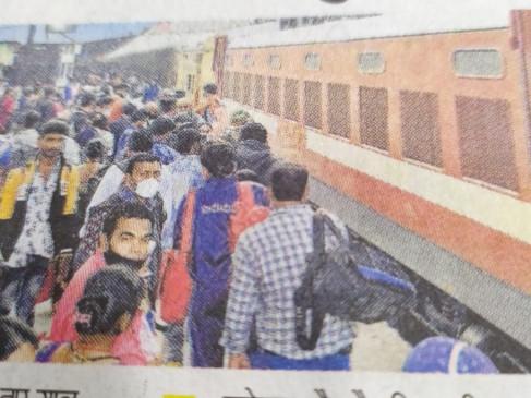 पांच साल बाद छिंदवाड़ा से इतवारी तक चलेगी ट्रेन
