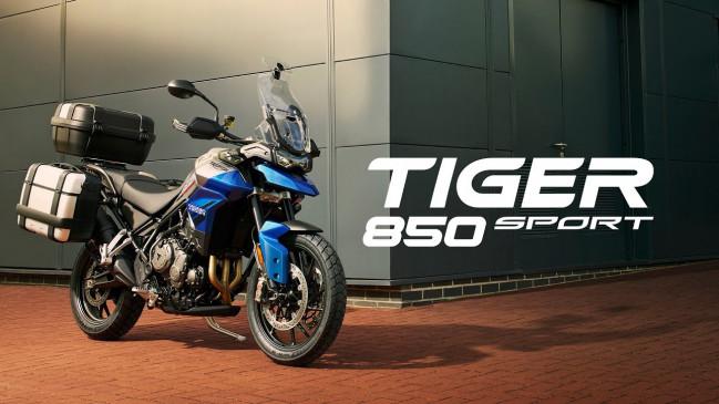 Triumph Tiger 850 Sport भारत में हुई लॉन्च, जानें क्या है कीमत और खूबियां