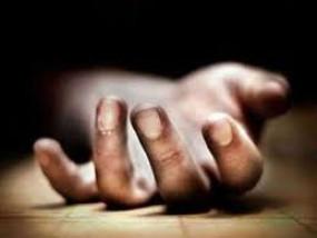 शराबी पुत्र से तंग पिता ने चाकू गोदकर कर दी हत्या