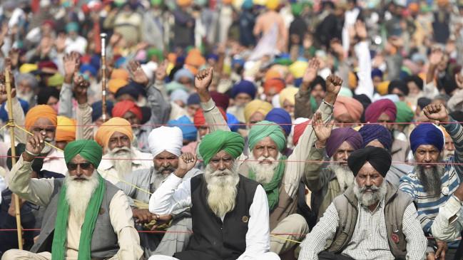 किसान आंदोलन से जुड़े 250 ट्विटर अकाउंट ब्लॉक, देश की सुरक्षा को बताया खतरा