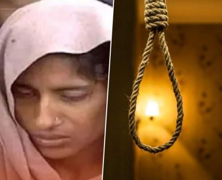 उत्तरप्रदेश: देश में पहली महिला की फांसी फिलहाल टली, इस वजह से जारी नहीं हो सका शबनम का डेथ वारंट, जानिए क्या है मामला